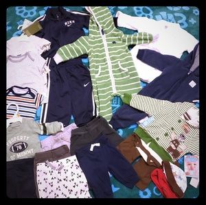 SOLD Baby boy clothes